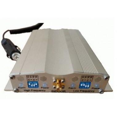 Автомобильный двухдиапазонный репитер сигнала ICS20АКЕ-GD для стандартов связи GSM 900 и GSM 1800