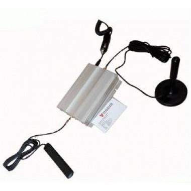 Автомобильный двухдиапазонный репитер сигнала ICS20АКЕ-GW для стандартов связи GSM 900 и 3G 2100