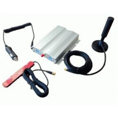 Автомобильный двухдиапазонный репитер сигнала ICS20АКЕ-DW для стандартов связи GSM 1800 и 3G 2100