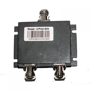ICPW2-50N - широкодиапазонный делитель мощности на 2 выхода
