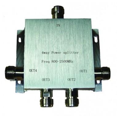 ICST4P - широкодиапазонный делитель мощности на 4 выхода
