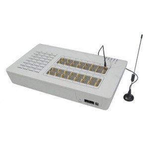 VoIP/GSM шлюз GoIP32