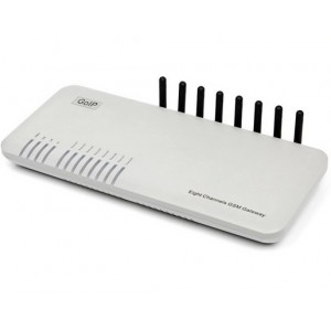 VoIP/GSM шлюз GoIP8