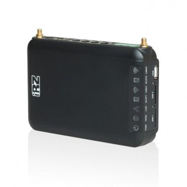 Роутеры iRZ RU41 для подключения к Интернету компьютеров, платёжных и POS-терминалов, торговых аппаратов и банкоматов