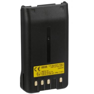 Литий-ионные аккумуляторные батареи KNB-64LEX для радиостанций Kenwood