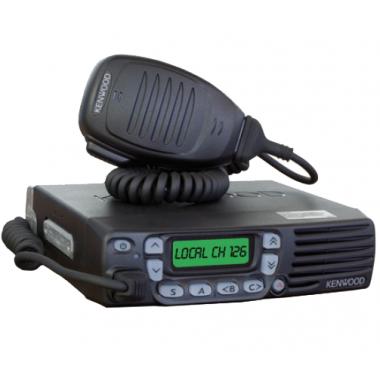 Автомобильная радиостанция Kenwood TK-7100 / TK-8100 простая в управлении и надежная в использовании