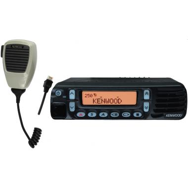 Радиостанция Kenwood TK-7180 / TK-8180 с высокой чувствительностью, селективностью и малым уровнем шума