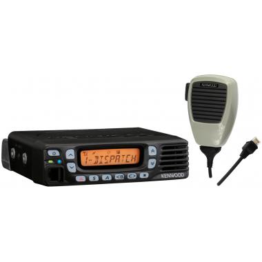 Автомобильная радиостанция Kenwood TK-7360H / TK-8360H - это 50 ВТ выходной мощности