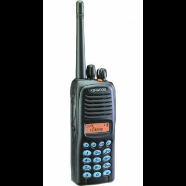 Портативная радиостанция Kenwood TK-2180 / 3180 с 12-символьным ЖК дисплеем