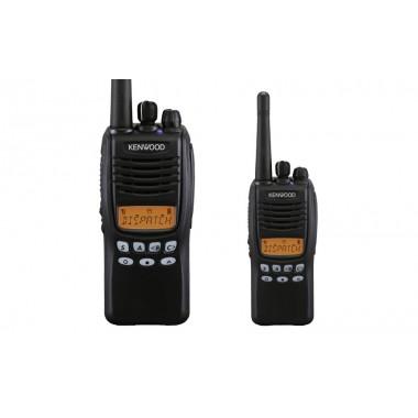 Портативные радиостанции серии Kenwood TK-2317 / TK-3317 работают в системах 2-Tone сигнализации